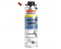 Soudal Gun & Foamcleaner 500 ml