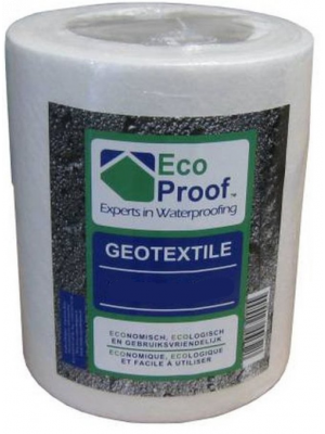 Ecoproof Geotextile 0.15 m x 100m