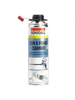 Soudal reiniger voor pistool en foam 500 ml